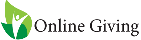 Online Giving clear logo